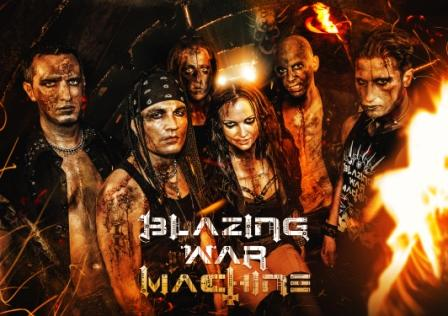 BLAZING WAR MACHINE 2016 HDWEB