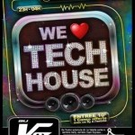 WE LOVE TECH HOUSE