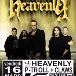 HEAVENLY + P-TROLL + CLAWS