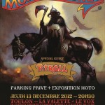 MOLLY HATCHET + P-TROLL