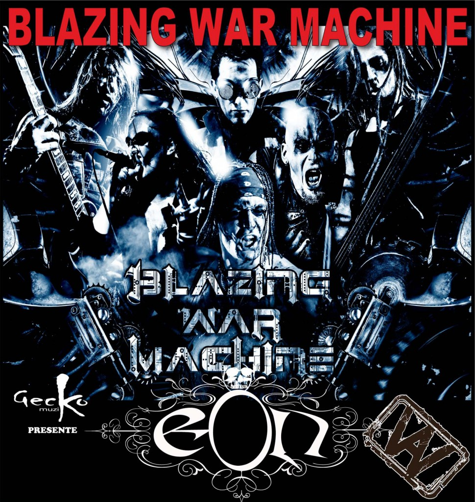 BLAZING WAR MACHINE Tickets